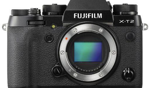 カメラのキタムラでX-T2をお得に購入できて舞い上がっている僕の話